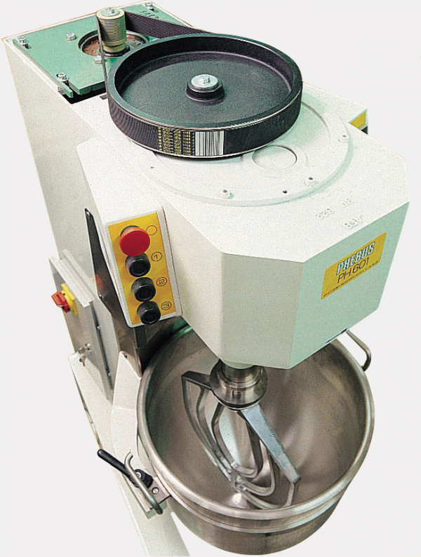 Kneading Machine Poly V