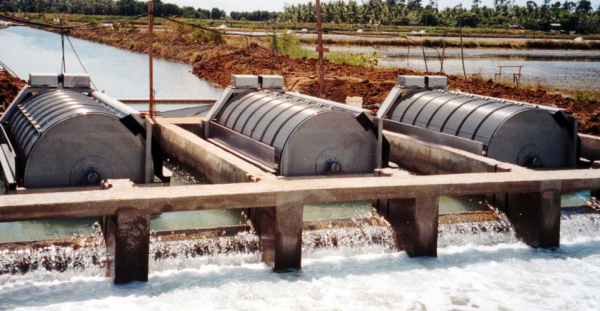 Filter fish farming drives