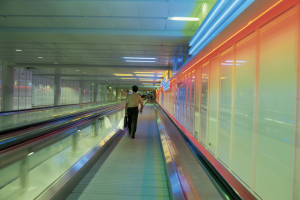 Moving Sidewalk Poly V