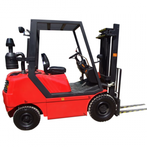 Gas Engine Forklift Truck