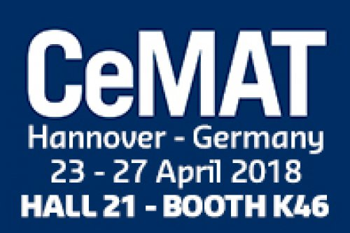 CeMAT 2018: Synergy with Hannover Messe