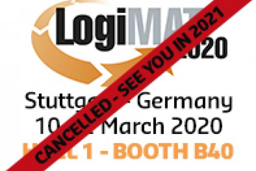 We are ready for LogiMAT 2020